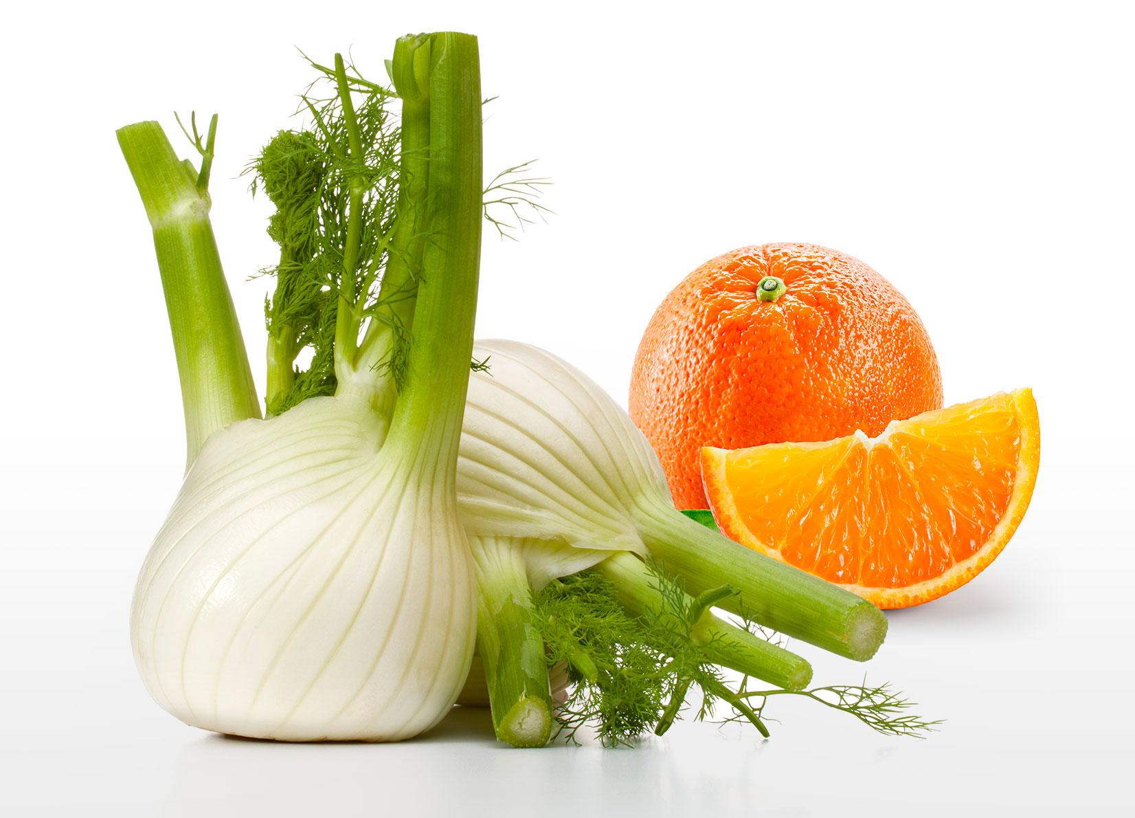 insalata food ananas agrumi consigli estate