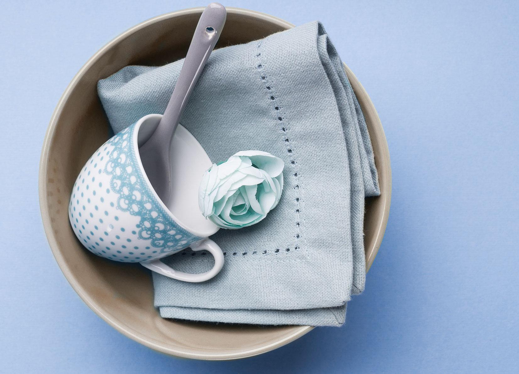 tovaglie ceramiche arredamento consigli donne